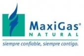 Logotipo - MaxiGas Natural