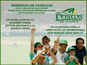 Domingo Familiar - Estadio de Beisbol Hermanos Serdán - Sede Pericos de Puebla