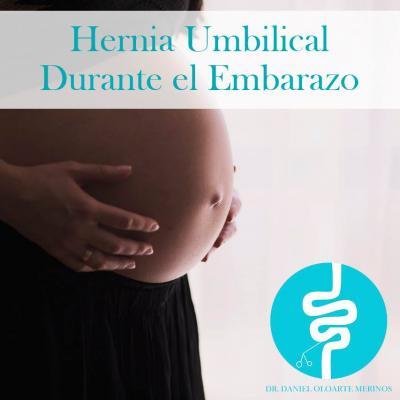 Hernia umbilical por embarazo