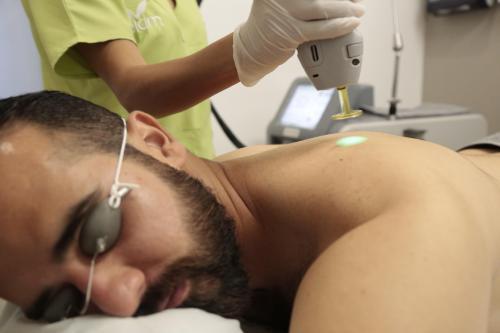 Tp Estas Pensando En La Depilacion Laser Para Eliminar El Vello Corporal Celam Centro Medico Laser De Sonata En Puebla Todopuebla Com