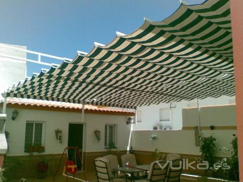 Tp toldos de palilleria bora cortinas persianas y for Como blanquear cortinas