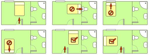 Tp tips para tu habitacion bora cortinas persianas y for Decoracion de recamaras para parejas segun feng shui