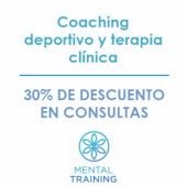 MIND COACH – Coaching deportivo y terapia clínica