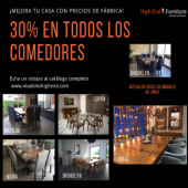 High-End Furniture - Muebles de Madera