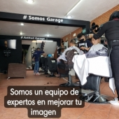 Barbería Garage