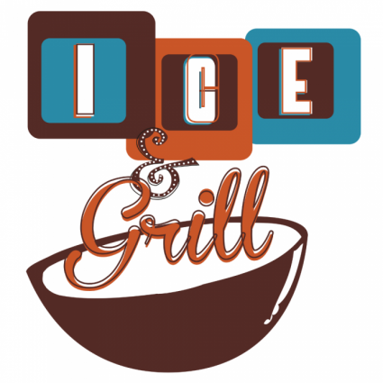 Logotipo - Restaurante Ice and Grill