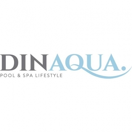 Logotipo - Dinaqua - Pool & Spa Lifestyle