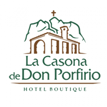 Logotipo - Hotel Boutique & Spa La Casona de Don Porfirio