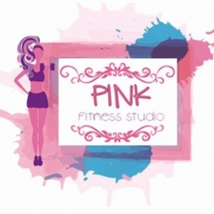 Logotipo - Pink Fitness Studio
