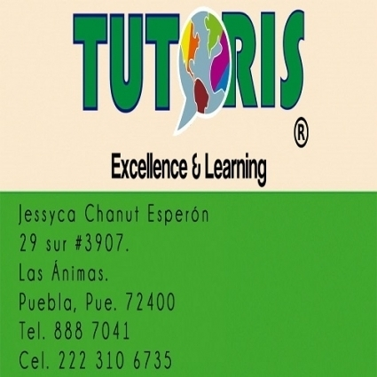 Logotipo - TUTORIS - Excellence & learning