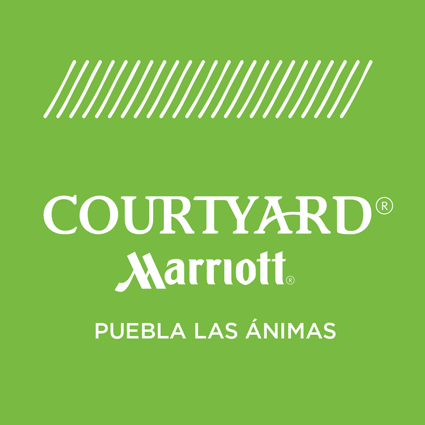 Logotipo - Hotel Courtyard Marriott Puebla