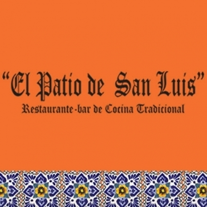 Logotipo - Restaurante El Patio de San Luis