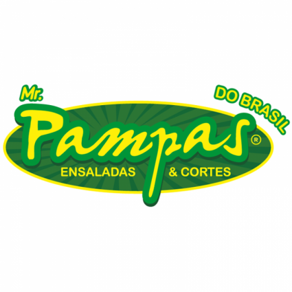 Logotipo - Restaurante Mr. Pampas - Do Brasil