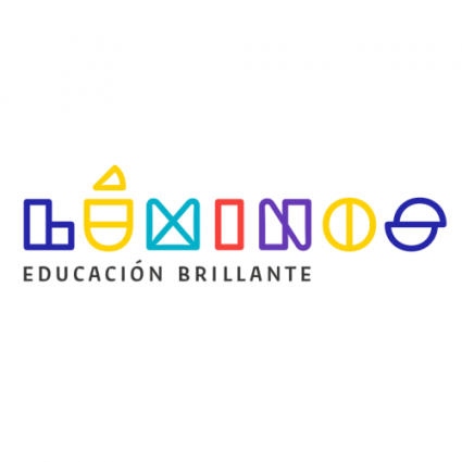 Logotipo - Lúminos - Educación Brillante