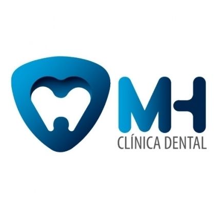 Logotipo - MH Clínica Dental