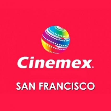 Logotipo - 12. Cinemex Paseo de San Francisco