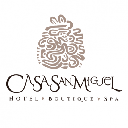 Logotipo - Casa San Miguel Hotel Boutique y Spa