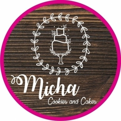Logotipo - Micha Cookies and Cakes