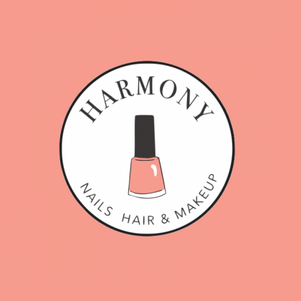 Logotipo - Harmony Nails Hair & Makeup