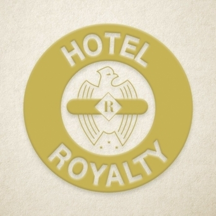 Logotipo - Restaurante - Bar Royalty