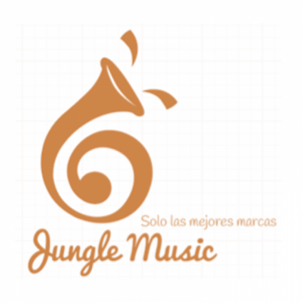 Logotipo - Jungle Music