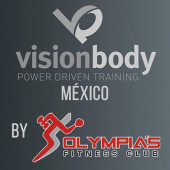 Logotipo - Vision Body by Olympias Fitness Club
