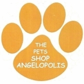 Logotipo - Veterinaria - The Pets Shop Angelópolis