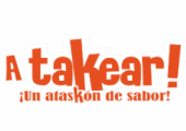 Logotipo - Restaurante A Takear!