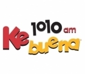 Logotipo - KeBuena 1010 AM