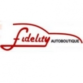 Logotipo - Fidelity Auto Boutique