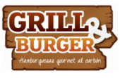 Logotipo - Restaurante Grill & Burger