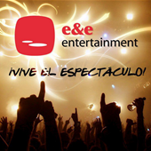 Logotipo - e&e entertainment