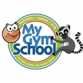 Logotipo - MyGym School