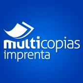 Logotipo - Multicopias - Imprenta