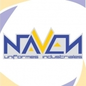 Logotipo - Naven Uniformes Industriales