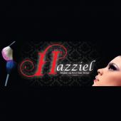 Logotipo - Hazziel Make Up & Hair Artist