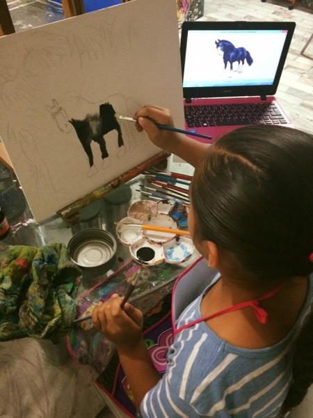 TP Taller Mars  Clases de Dibujo y Pintura  en Puebla
