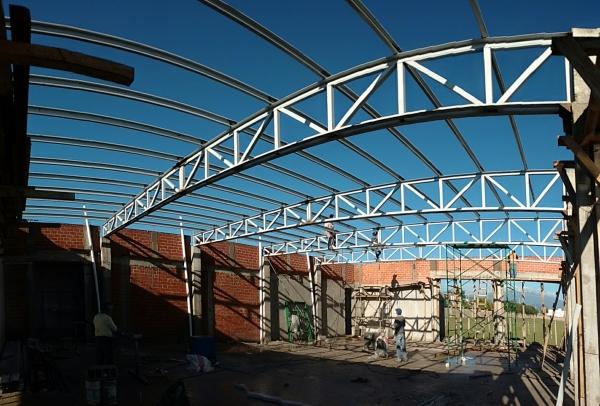 Tp estructuras met licas puebla en puebla for Construccion de escaleras metalicas