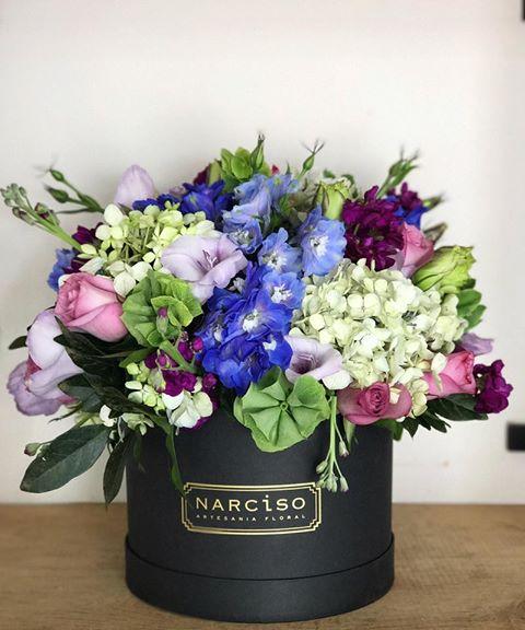 Tp narciso artesan a floral en puebla - Centros florales navidenos ...