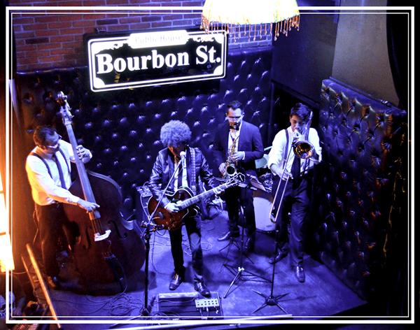 Bourbon St. Bar