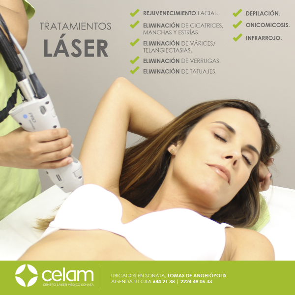 Tp Celam Centro Medico Laser De Sonata En Puebla Todopuebla Com