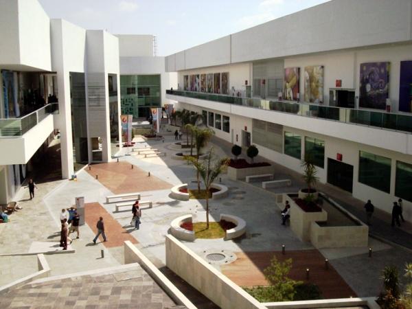 Tp complejo cultural universitario ccu buap en puebla for Mapa facultad de arquitectura