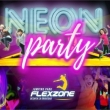 Neón Party en Flexzone