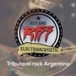 Pelusa Rock Night con Riff