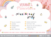 Verano de Princesas en Alquimitos Party