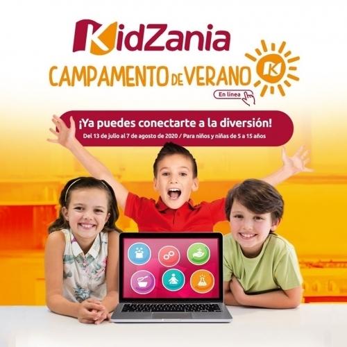 TP: Campamento de Verano en Línea - KidZania - en Puebla - TODOPUEBLA.com