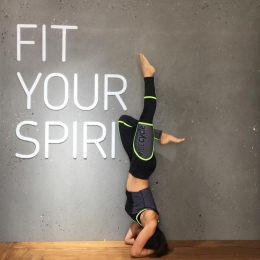 Fit your spirit con VibeCycle - Vibecycle - Cycling Studio - Puebla