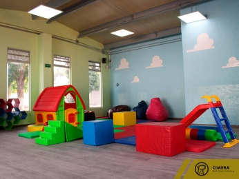 Cimera Kids - Cimera Gym Club - Puebla