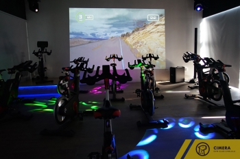 Cycling Experience - Cimera Gym Club - Puebla