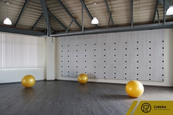 Salón Wellnes - Cimera Gym Club - Puebla